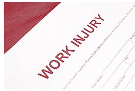 Work Injury Form